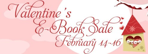 Indie book festival V-day sale
